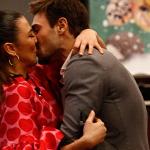 GF Vip, Francesco Monte dedica dolci parole a Giulia Salemi