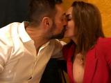 Karina Cascella e Max