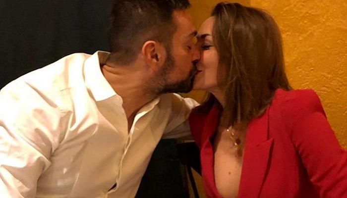 Karina Cascella romantica su Ig: la dedica d'amore a Max