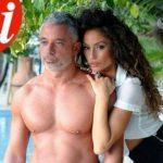 Raffaella Fico e Alessandro Moggi sposi nel 2019, apparse le pubblicazioni di nozze