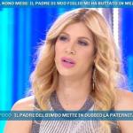 """Paola Caruso a Domenica Live: """"Chiederò il Dna del mio bambino"""""""