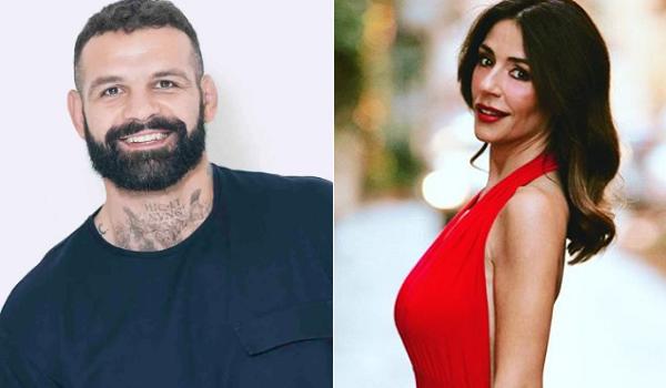 Raffaella Mennoia e Alessio Sakara