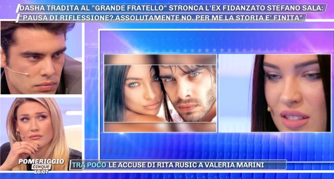 """Benedetta e Stefano Sala su Dasha: """"Ci siamo presi la responsabilità…"""""""