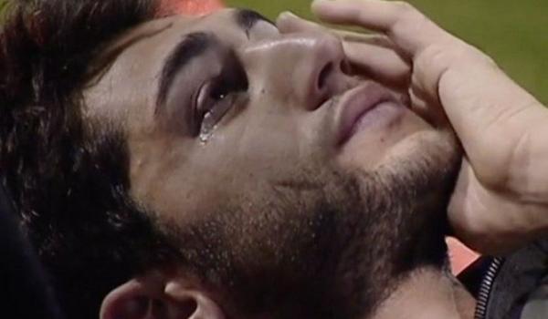 """Jeremias Rodriguez in lacrime all'Isola: """"Mi manca la mia famiglia…"""""""