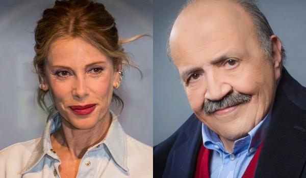Alessia Marcuzzi ancora sotto accusa: Maurizio Costanzo la difende