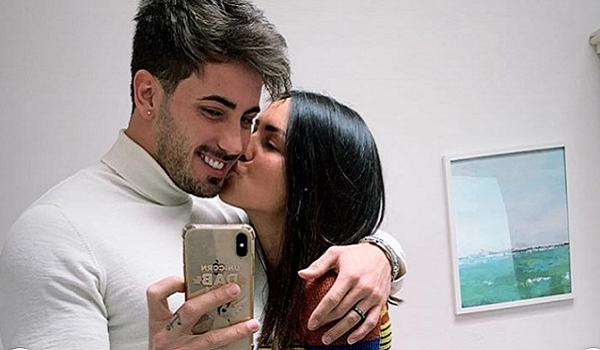 """Ivan Gonzalez e Sonia sempre più uniti: """"Vogliamo viverci il più possibile"""""""