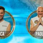 """Paolo Brosio contro Luca all'Isola: """"Dovrebbe volare più basso"""""""