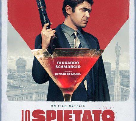 Riccardo Scamarcio protagonista de Lo spietato, nuovo film Netflix