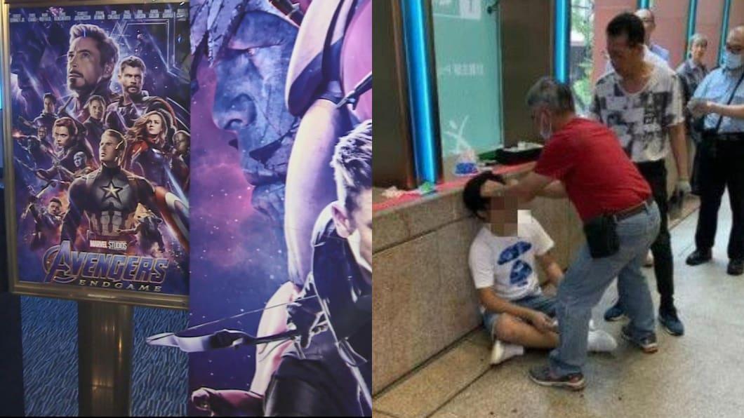 Hong Kong : spoilera Endgame fuori dal cinema, viene preso a pugni