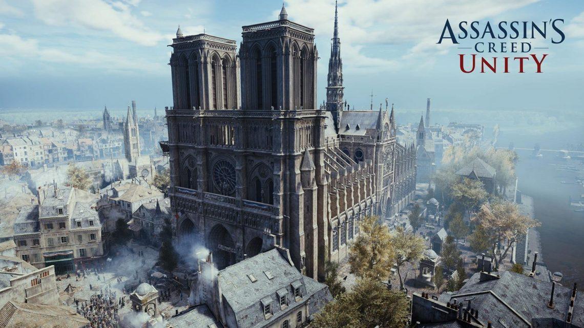 Videogiochi per il sociale: Assassin's Creed potrebbe aiutare nella ricostruzione della cattedrale di Notre-dame?