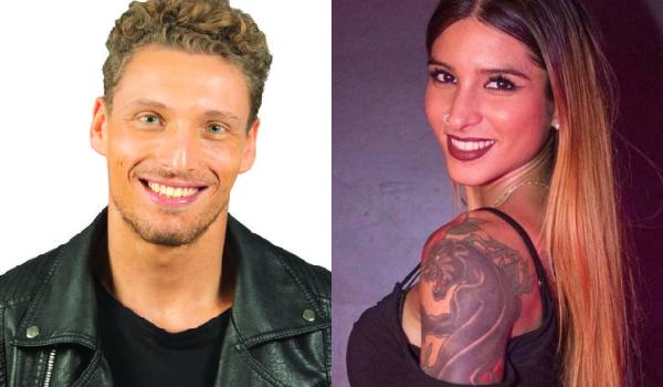Erica Piamonte e Gennaro Lillio