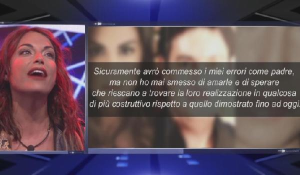 """Francesca De Andrè furiosa contro il padre: """"Dice un sacco di menzogne"""""""
