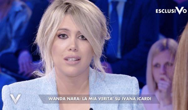 """Wanda Nara contro Ivana Icardi: """"Vuole solo vincere il GF16"""""""
