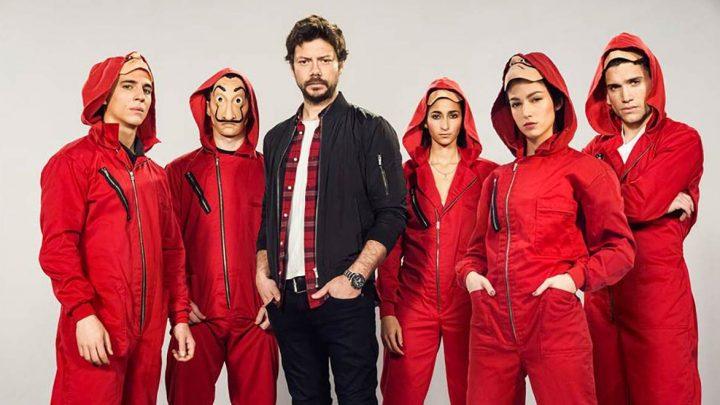 La vacanza è finita : la Casa di Carta torna su Netflix