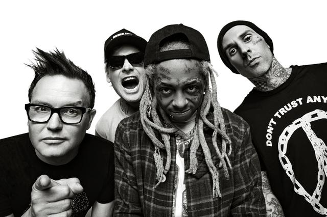 A 20 anni da Enema of the state, Blink 182 e Lil Wayne assieme per remix e tour