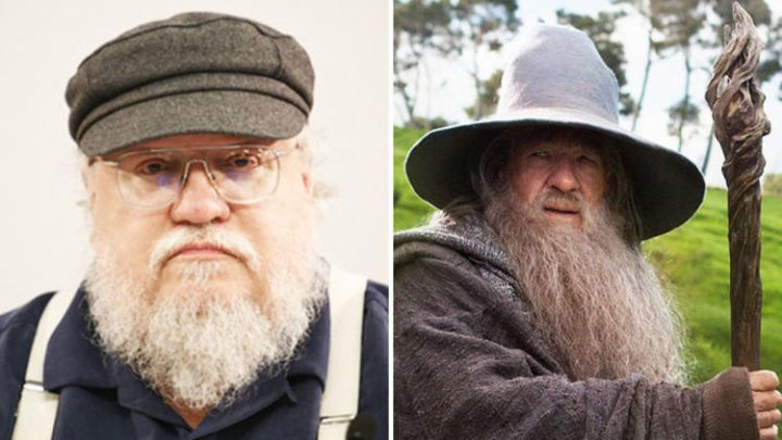 """""""Gandalf? Avrebbe preso a calci nel sedere Silente"""", George Martin dice la sua sul celebre scontro"""