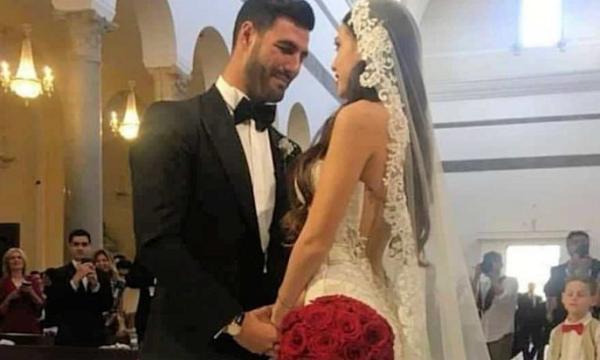 Federico Gregucci e Clarissa Marchese