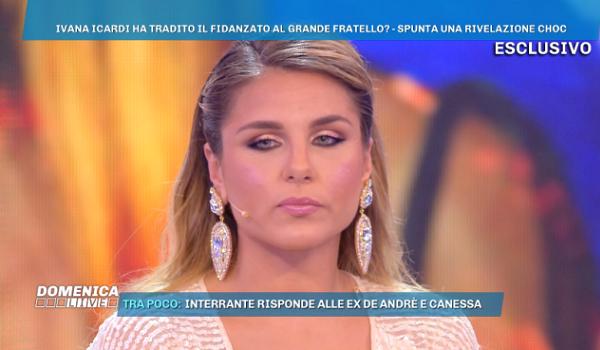 "Ivana Icardi contro Valentina Vignali: ""È stata falsa"""