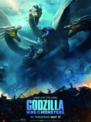 """Il ritorno del Re dei Mostri:ecco il trailer di """"Godzilla II"""",oggi fuori"""