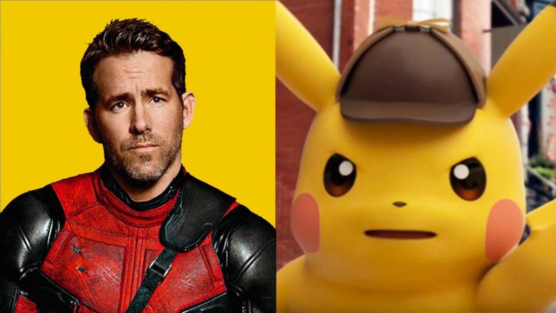 Ryan Reynolds ne combina un'altra: online il leak di Detective Pikachu?