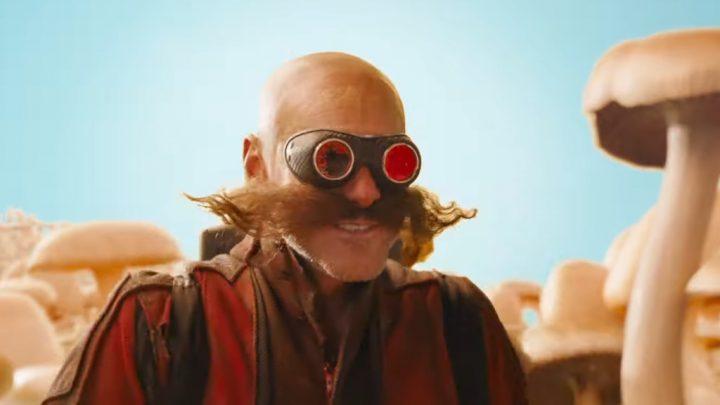 Sonic The Hedgehog: nel film in uscita Jim Carrey sarà il Dottor Robotnik. Ecco le prime foto