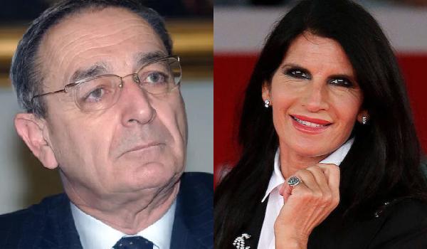 """Carlo Taormina attacca Pamela Prati: """"Non mi faccio intimidire"""""""