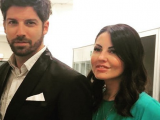 Eliana Michelazzo e Stephan