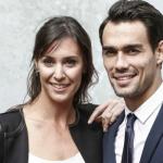 Flavia Pennetta incinta, lei e Fabio Fognini aspettano il secondo figlio