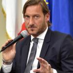 """Totti ha dato le dimissioni: """"E' un arrivederci, non un addio"""""""