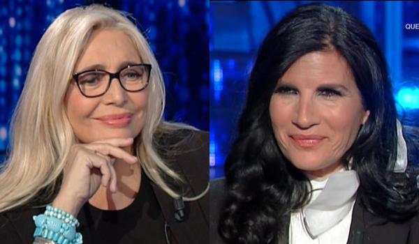 Mara Venier e Pamela Prati