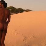 NaomiCampbell completamente nuda su Ig: lo scatto diventa subito virale