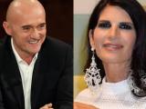Alfonso Signorini e Pamela Prati
