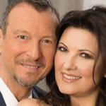 Amadeus e Giovanna Civitillo si sono sposati: alcuni dettagli sulle nozze