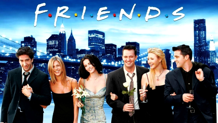 Friends lascia Netflix