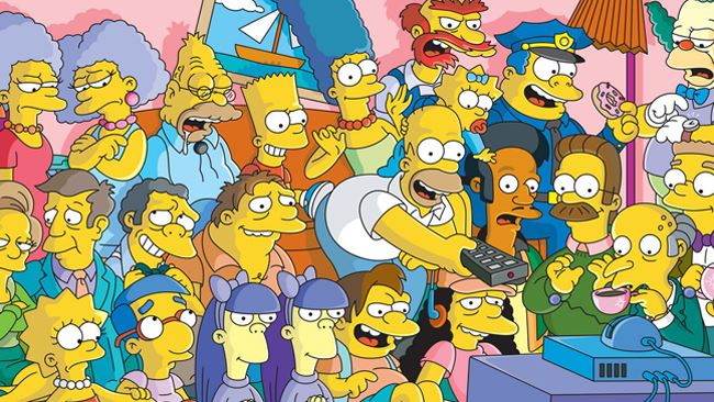 Sequel dei Simpson al Cinema? Matt Groening dice sì