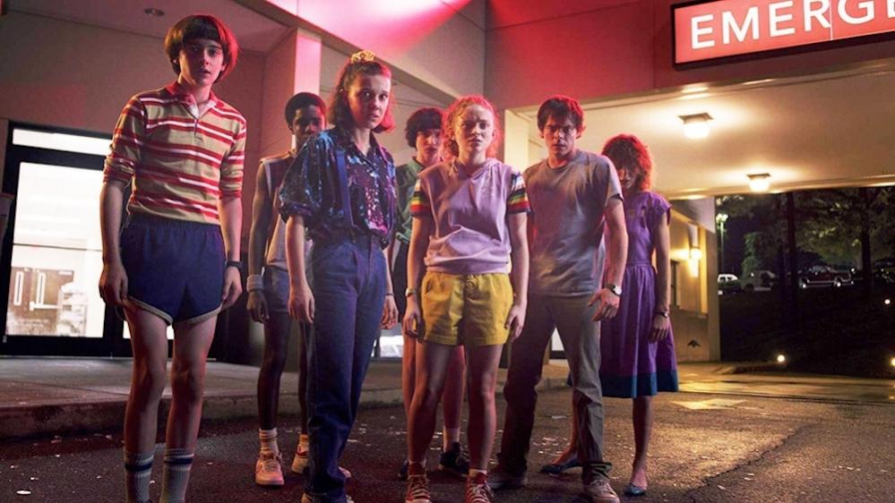 Stranger Things da record su Netflix: visto da oltre 40 milioni di utenti in soli tre giorni