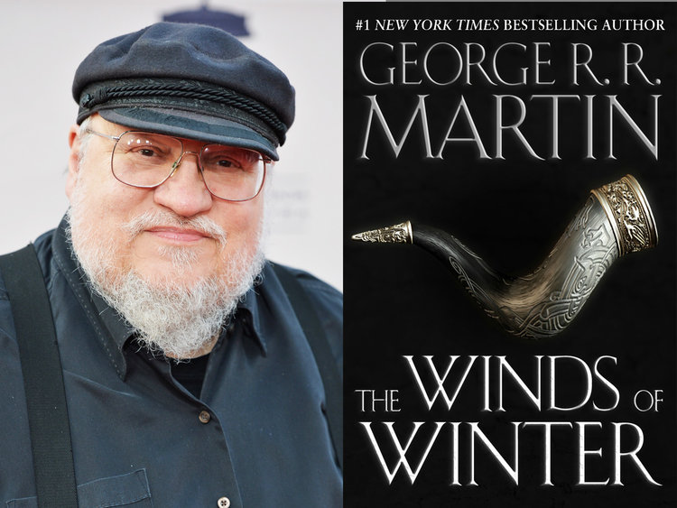 """""""Il finale della serie TV non influenzerà il romanzo"""": Martin ci dice di più sul nuovo capitolo in lavorazione de Il trono di Spade"""