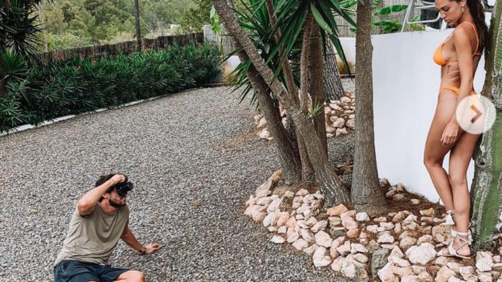 """Cecilia Rodriguez svela: """"Il mio fotografo preferito è Ignazio"""""""