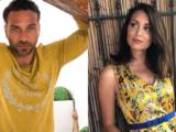 Costantino Vitagliano e Alessandra Pierelli