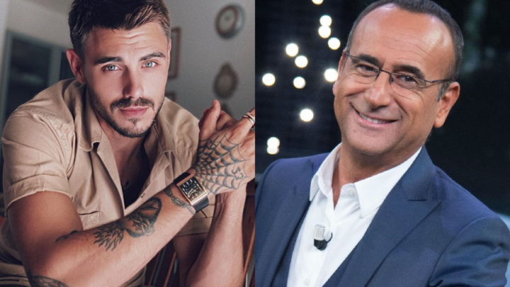 """Francesco Monte parteciperà a Tale e quale show, parla Carlo Conti: """"Ha talento"""""""
