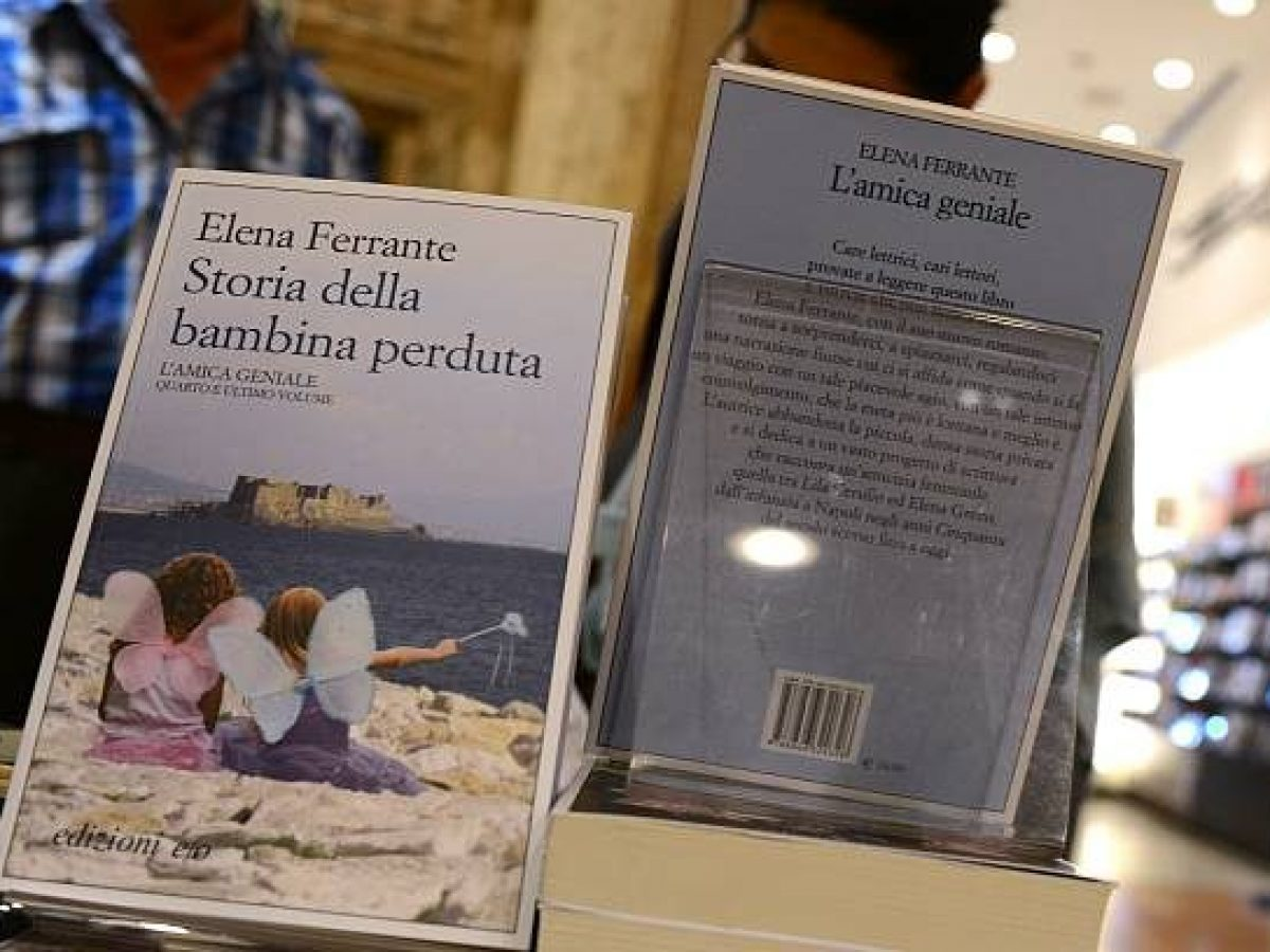 Elena Ferrante e il suo nuovo romanzo