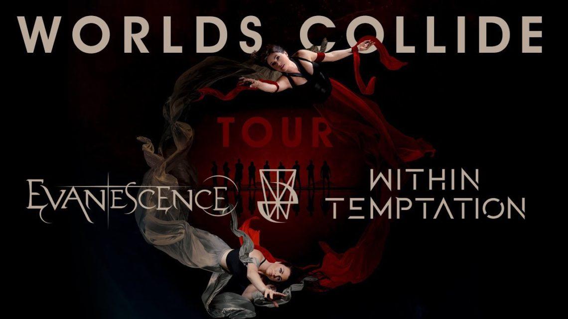 Evanescence e Within Temptation in tour nel 2020