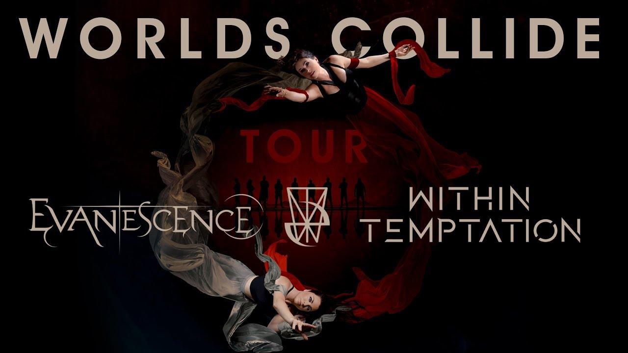 Gli Evanescence e i Within Temptation insieme in tour