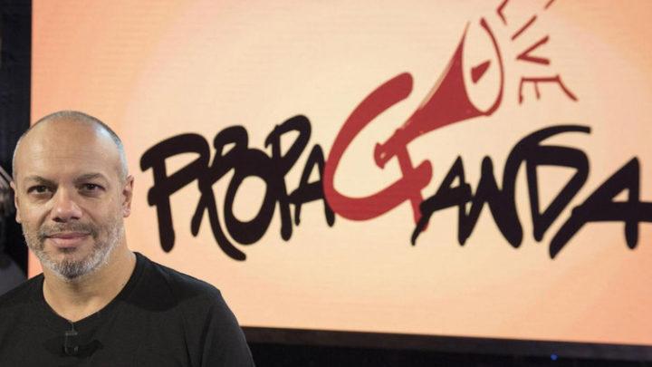 Una caduta libera per 'Propaganda Live'? L'inversione di tendenza dall'inizio del lockdown