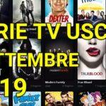 Le principali serie Tv in uscita a Settembre 2019 - VIDEO