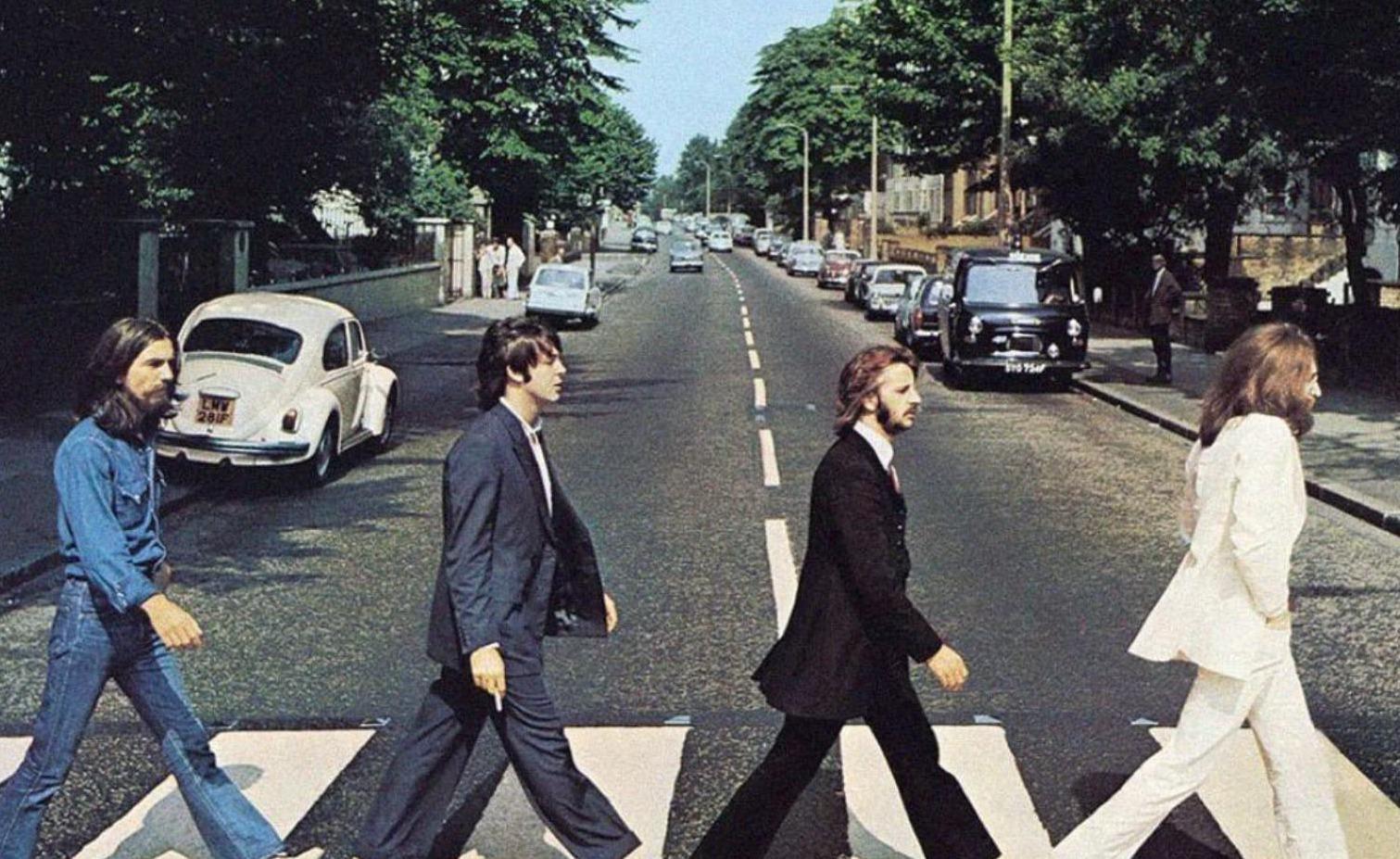 I cinquant'anni di Abbey Road