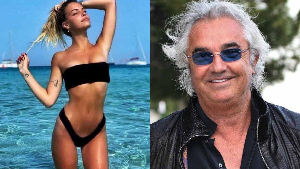 Benedetta Bosi attaccata e insultata sui social: ai fan spiega perché sta con Flavio Briatore