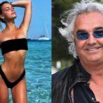 Benedetta Bosi è la nuova fiamma di Flavio Briatore: ha 49 anni meno di lui