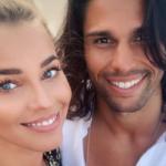 Aria di crisi tra Luca Onestini e Ivana Mrazova? La coppia smentisce