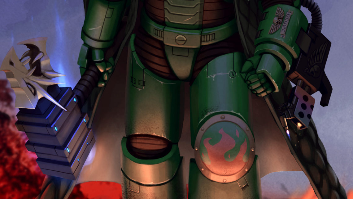 Iron-Man vestirà una Power Armour Primaris? Lo storico accordo Games Workshop-Marvel